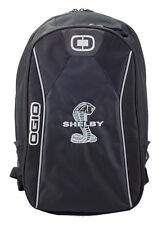 Shelby American Super Snake Cobra Logo Ogio Laptop Backpack Ford Mustang SVT