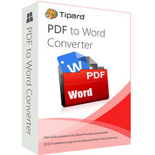 PDF to Word Converter tipard DT. Full VERSION 1 year licence ESD DOWNLOAD