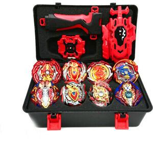 Beyblade Burst Starter 4D Bayblade Spielzeug Geschenk + Launcher mit Box Set