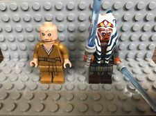 LEGO STAR WARS: 75158 Ahsoka w/ Light Sabers +  75190 Supreme Leader Snoke *New*