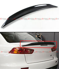 For 2008-2017 Mitsubishi Lancer EVO X 10 Duckbill Gloss Black Trunk Spoiler Wing