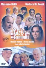 Un Ciclone in Famiglia vol.4 (2005) DVD NUOVO Massimo Boldi. Barbara De Rossi