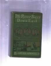 THE ROVER BOYS DOWN EAST by Arthur Winfield (1911/HC/CHILDREN'S BOOK)