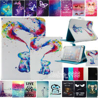 """US For RCA Voyager I II III 7"""" Tablet Flip Universal PU Leather Stand Case Cover"""