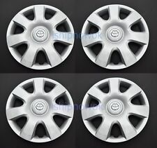"NEW Set of FOUR (4) Toyota Camry Corolla 15"" Hubcap Wheel Rim Covers Caps Camery"