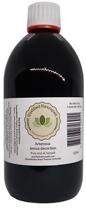 525ml Artemisia Annua L Decoction made by our fully qualified herbalist