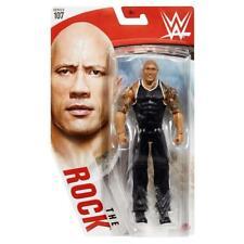 The Rock WWE Basic Series 107 Figure - Brand New