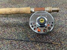 Martin Mohawk River Mr78 Reel With Pflueger Supreme Im-8 Psf 8567 Ro (Gal109085)