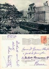 BERGAMO - MONUMENTO A GAETANO DONIZZETTI           (rif.fg. 1732)