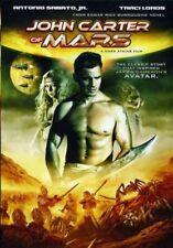 John Carter Of Mars (DVD, 2009)