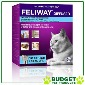 Feliway Diffuser Set for Cats and Kittens
