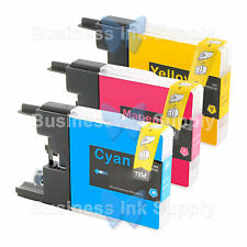 3 COLOR LC71 LC75 NON-OEM Ink for BROTHER MFC-J430W LC-71 LC-75 LC71 LC75 LC79