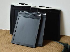 Six Lisco Regal II 8x10 inch film holders
