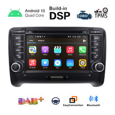 "For Audi TT MK2 7"" GPS Navi Android 10 4-Core 2+16G Stereo Car DVD Player Radio"