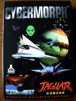 CYBERMORPH Atari JAGUAR - Boite vide d'origine NEUF / NEW Original EMPTY Box