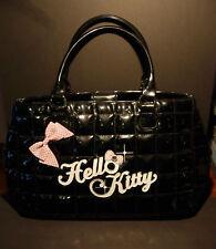 HELLO KITTY Borsa  - Originale Sanrio - VERNICE - Gotich Lolita - Pink Lolita