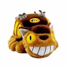 "My Neighbor Totoro Soft 12"" Cat Bus Stuffed Ghibli Plush Animal Doll Toy Gift"