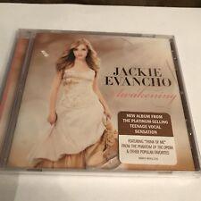 Jackie Evancho  - Awakening  New  Sealed Cd