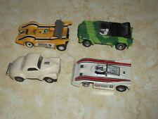 New Listing1970s- 80s ho scale slot car lot 4 cars