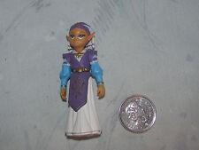 2000 Toy Biz Legend of Zelda Ocarina of Time Young Zelda Figure