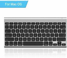 Ultra Compact Mini Wireless Keyboard Compatible for MacBook, MacBook Air, MacBoo