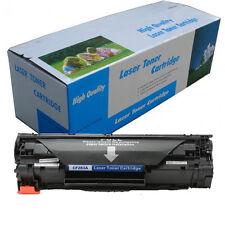 non-OEM RECHARGÉES pour HP CF283A Laserjet Pro M201DW Cartouche Tonner Noir