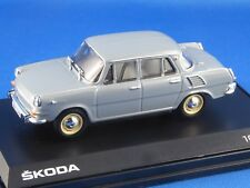 1/43 SKODA  1000 MB, 1964, Navy Grey, NEUHEIT