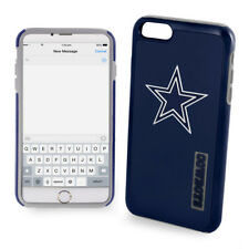 Official NFL Dual ShockProof 3D Cover Case for Apple iPhone - Dallas Cowboys