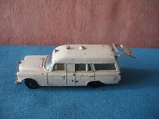 191 G MATCHBOX LESNEY ENGLAND REF 3 MERCEDES AMBULANCIA AMBULANCIAS 1/72
