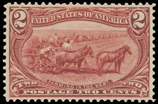 STAMP: Scott 286. 2¢, Trans-Mississippi Expo