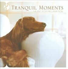 K . Fedeux : Tranquil Moments: Music for Relaxation CD