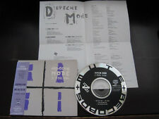 Depeche Mode I Feel You Japan CD Single with OBI Sheet Synth