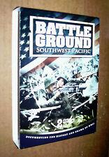Battleground! Southwest Pacific! 2 Discs! w/Original Slipcase! VG Cond!+NR