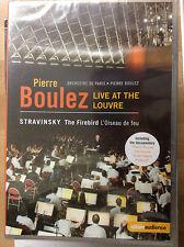 880242786289 Boulez Conducts Stravinsky The Firebird / L'oiseau de feu DVD 2010