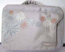 "DICOTA SlimCase Padded Attache Laptop Case 10-11.6"" Light Grey"