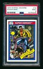 1990 Impel Marvel Universe Trading Cards 112