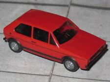 Brekina 25535 - Volkswagen VW Golf I GTi - rot
