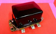 1957 1958 Original GM Delco Chevrolet Corvette Voltage Regulator Dated 7M Dec 57