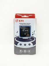 NEW 30 Pin Bluetooth Music Receiver (BLUE) iPod/iPhone/iPad Sound Adapter (0103)