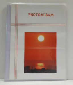 ALBUM FOTO SALVASPAZIO A TASCHE 80 FOTO 12/13X18 -40 PAG.BIANCHE COPERTINE MISTE
