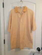 Fairway Greene Men's Golf Polo Short Sleeve Shirt Top Sz L MultiColor Clothes