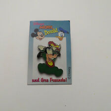 Disney Baby Goofy Playing with Airplane Pin