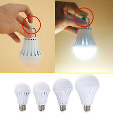 Lucky777 4X12W Smart LED E27 Emergency Light Bulb Rechargeable Intelligent Lamp
