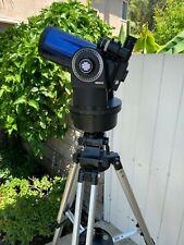 Meade ETX 90MM Telescope w. Tripod and Lenses (MA25mm, MH9mm, 2x Barlow)