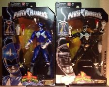 Mighty Morphin' Power Rangers Legacy Collection Limited Edition: Black & Blue