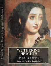 Emily Bronte-Wuthering Heights 10 Cassette Audiobook.Read By Patricia Routledge.