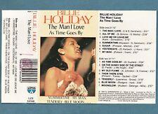 BILLIE HOLIDAY - The Man I Love - Cassette Tape 1989