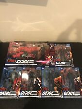 gi joe classified viper,cobra Trooper,baroness,etc