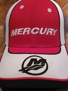 United States Travel Cap Youth Rebound Caps Stylish Unisex Mercury-Marine-Logo-Outboard