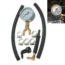 Auto Kfz Kraftstoffdruckprüfer Kraftstoffdruckanzeige 0 - 1.0 MPa mit Schlauch